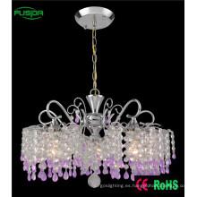 Iluminación moderna de la lámpara del cristal de Down para la sala de estar