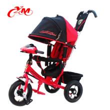 neues Großhandelsmodell billiges Babydreirad / heißes verkaufendes Babywandererdreirad 4 in 1 / spielt Dreiräder für das Kind mit 2-Jährigen