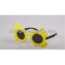 Plastic Latest Fruit Wholesale Custom Logo Party Lunettes de soleil