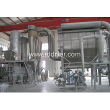 Copper Oxychloride Spin Flash Dryer