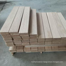 Hot sale Smooth Wood Plank Laminate Flooring machine line for making wooden floor