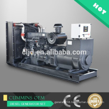 Chinese generator diesel 250kva,generator electric 200kw,200kw generator