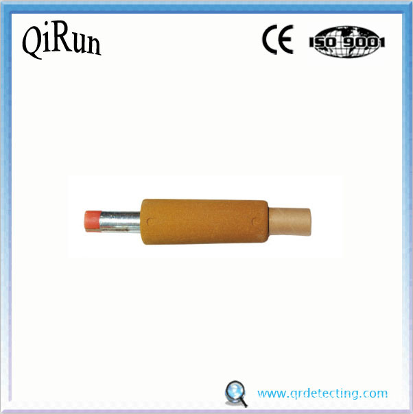 Disposable Oxygen Probe for Melting Furnace