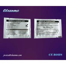 Alcool isopropylique pur de 99,7%, lingettes humides IPA de tête d'imprimante thermique, vente directe d'usine