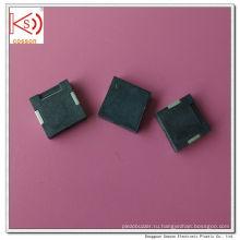 Квадратная низкая мощность 1 ~ 5В Пьезо-SMD-зуммер