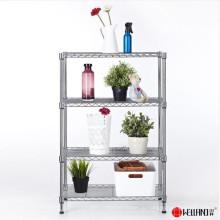 Горячие продажи Adujustable DIY Chrome Металл провода цветок стенд