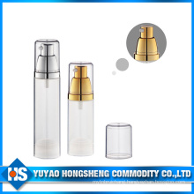 Hs-016 PP Material with Lotion Pump Airless Pump Bottle
