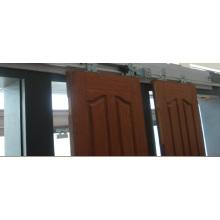 Guide de plancher Porte-freins Porte semi-automatique