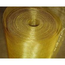 Malha de arame de bronze