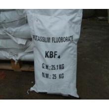 Tetrafluoroborato de potasio de alta pureza de venta caliente / Kbf4