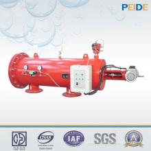 1000 Cmb / Hour Промышленный водяной фильтр для очистки оборотной воды
