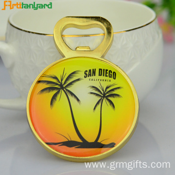 Customized Zinc Alloy Bottle Opener