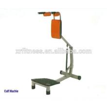 Nomes de equipamentos de ginástica Standing Calf Raise with hydraulic cylinder