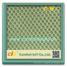 Новый дизайн нинбо производитель полиэфира сандвича воздуха дешевые трикотажные ткани сетки
