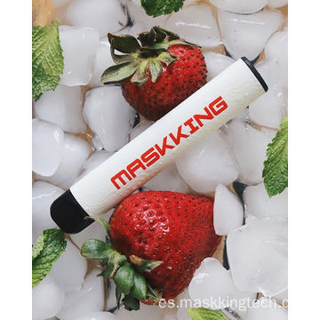 Venta al por mayor Maskking Mini fruta desechable Vape Mini