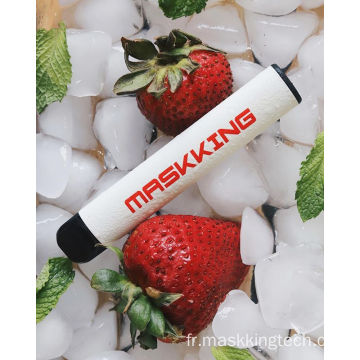 Vente en gros Maskking Mixed Fruit Mini Vape Jetable