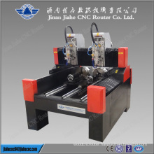 Cost effective 3d stone cnc router/mini cnc carving machine with cylinder axis