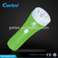 Heißer Verkauf mini intelligente führte nachladbare Taschenlampe Taschenlampe