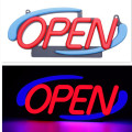 20 '' Open Sign Led Light up Wholesale