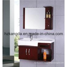 Solid Wood Bathroom Cabinet/ Solid Wood Bathroom Vanity (KD-420)