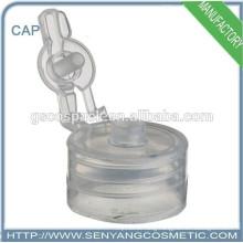 newest qualified plastic screw cap plastic test tubes screw cap