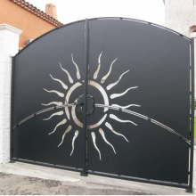 house &gardern main steel gate designs