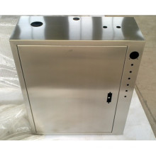 Industry Equippment Shield for Appliance, Polishing Stainless Steel Distribution