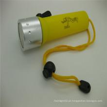 Loja on-line de mergulho 200LM XPE LED impermeável mergulho lanterna tocha 18650