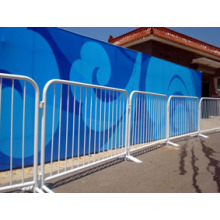 Hot-Dipped Galvanized Crowd Control Barriers