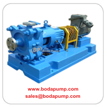 Small Flow High Head Oil Chemical Pump