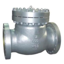 Check valve 12 inch class 600