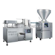 filling machine and high capability twisting machine