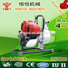 Gartenwerkzeuge 25cc Viertakt-Benzin Großmacht Wasser Pumpe kleine Honda Wasserpumpe
