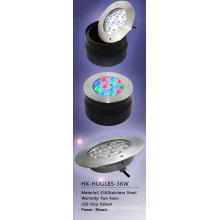 RGB 316stainless Steel High Power LED Underwater Pool Light