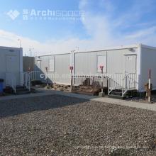 tragbare Toilette vorgefertigte Häuser Fertighaus Containerhäuser