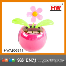 Plastic Solar Powered Dancing Toy Flower
