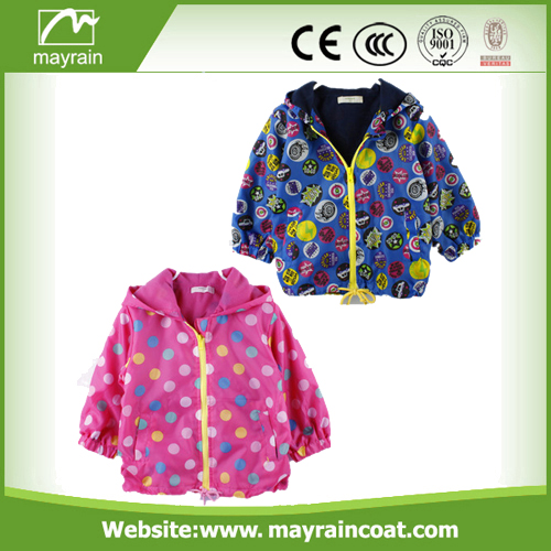 Cartoon Children Raincoats Rainsuits