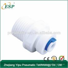Connecteurs d'union droites ESP raccords d'eau blanche outils de tube en plastique