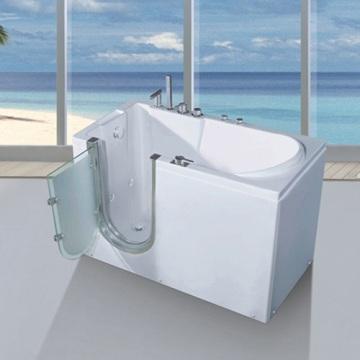 Комбинированный душ с гидромассажем Whirlpool Walk In Tub