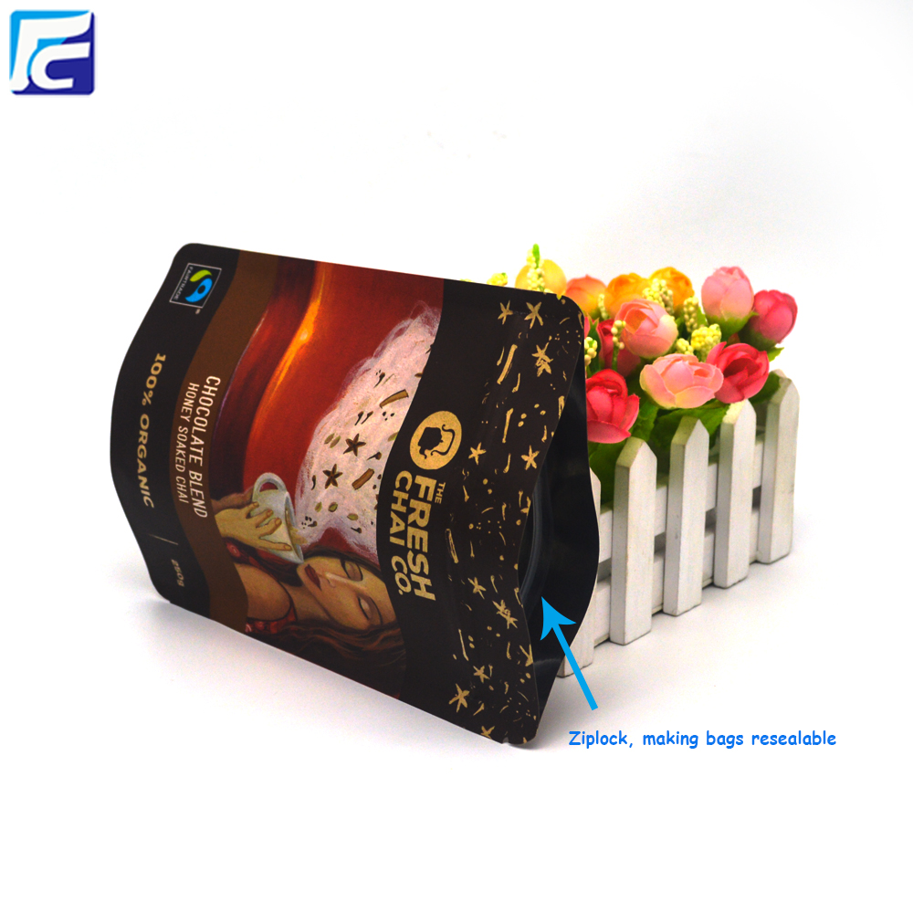 Tea Bag Packaging Custom Biodegradable Tea Bag