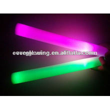 glow in dark LED foam stikcs for concert whole sell 2016