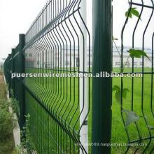 PVC Coated Bending Fence