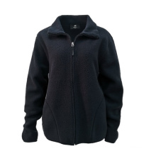 Fashion Autumn Winter New Arrival Hot Sale Velour Soft Handfeel Warm Pullover Jacket