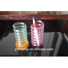 Popular Hot Sell Colorful Acrylic Pen and Pencil Holder For School Application