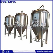 Tanque de fermentación de cerveza 1000L, equipo de fabricación de cerveza, equipo de elaboración de cerveza