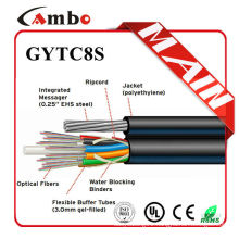 High quality SM 48 core single mode fiber optic cable and best price