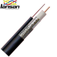 Insulation Material And PVC Jacket coaxial cable