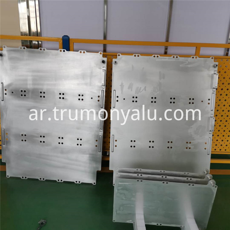 Aluminum Water Cooling Plate10
