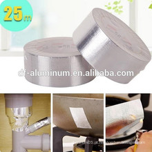 Fita adesiva de alumínio para indústria elétrica
