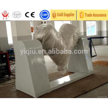 Mezclador de polvo seco de forma industrial V para productos químicos